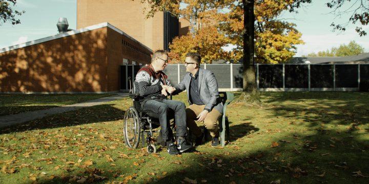 omsorg udsatte mennesker handikap besparelser rene nord hansen konservativ folketingskandidat